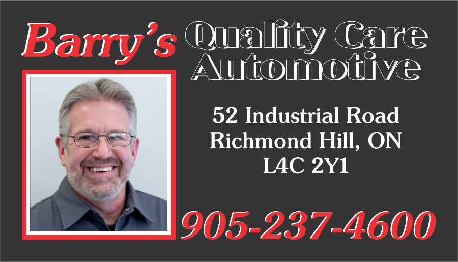 Barry s Quality Care Automotive