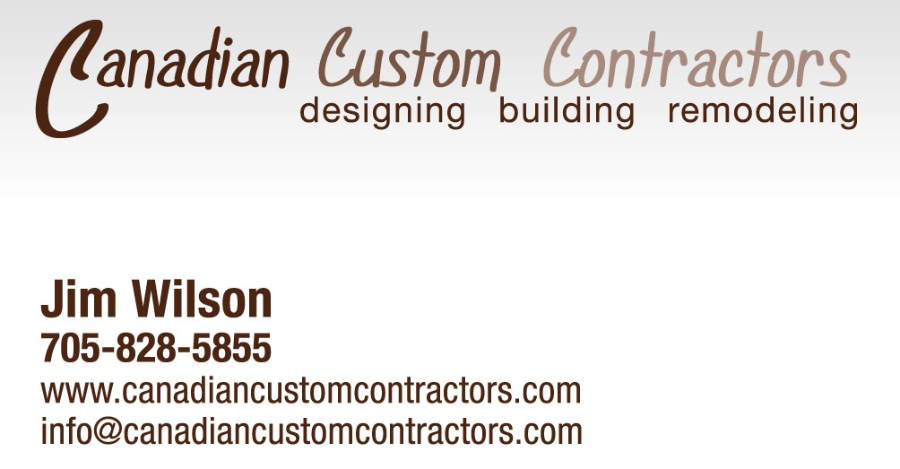 Canadian Custom Contractors
