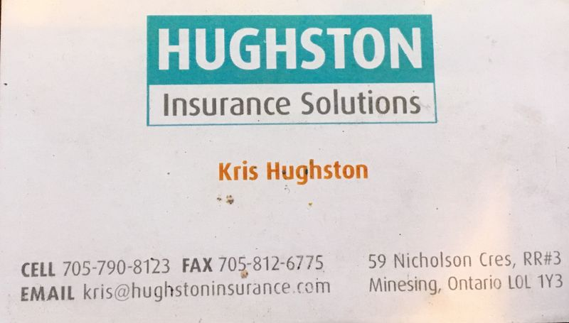 Hughston Insurance Solutions